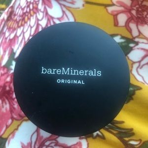 NWT Bare Minerals Original Foundation